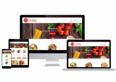 Recipes Website